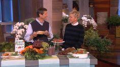 Dr. Neal Barnard on The Ellen Show - Food to Help You Sleep