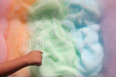 Ridiculously Fun Colourful Bubble Foam ‹ Mama. Papa. Bubba.Mama. Papa. Bubba.