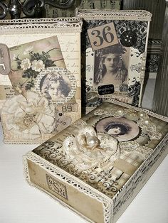 altered boxes