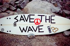 save the wave!!