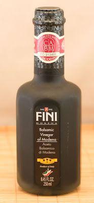 Kalyn's Kitchen: Kalyn's Kitchen Picks: Fini Balsamic Vinegar