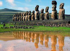 Rapa Nui, Easter Island, Chile
