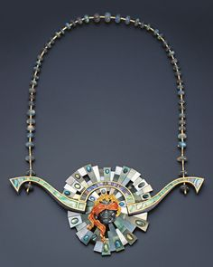 Kevin Coates Eros necklace