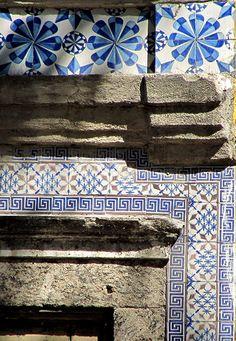Azulejos antigos no Rio de Janeiro: Centro XXIX - avenida Marechal Floriano