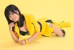 Ftop.ru » Asian Girls » Toshimi Takahashi, boots, race queen, pvc, top queen, asian, sexy babe wallpaper