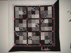 Another Sudoku Quilt