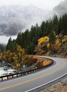 Leavenworth, Washington.