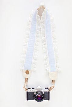 girly camera straps
