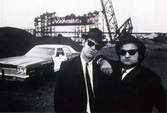 Dan Aykroyd & John Belushi