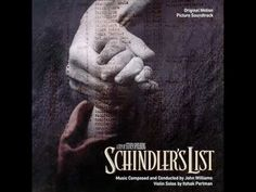 Schindler's List Soundtrack-- this song always makes me tear up...