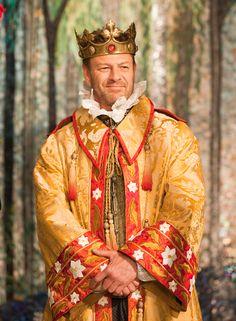 Sean Bean as The King