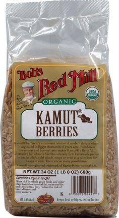Bob's Red Mill Organic Kamut® Berries