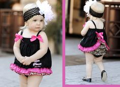 This is adorable!  Wish I had a baby girl!