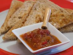 Tomato Chilli (Chile) Jam - Food.com...good reviews.  Try.