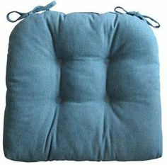 home kitchen chair pads on pinterest chair cushions