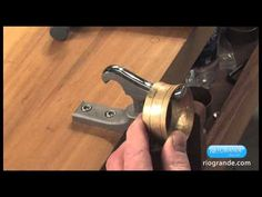 How to Form Concave Bracelets with Fretz Tools - http://videos.silverjewelry.be/bracelets/how-to-form-concave-bracelets-with-fretz-tools/