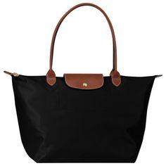 Cheap Longchamp Handbag Large Le Pliage Black