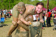"""21 fun themed races! There is a zombie 5k where you are given 3 flags at the start and """"zombies"""" chase you to steal your health flags along with obstacles through the race- sounds like fun!"""
