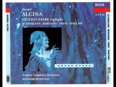 "Dame Joan Sutherland singing ""Piangero La Sorte Mia."" By: Handel(Giulio Cesare) LOVE IT!!!!!"