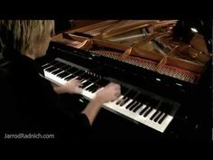 Jarrod Radnich - Incredible Piano Solo - Pirates of the Caribbean.  It's a must see!!!