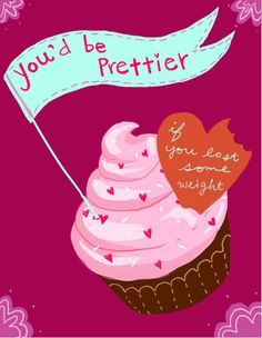 Rudely Romantic Cards- #funny #valentine