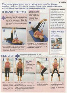 Resistance Exercises from Dance Teacher Magazine
