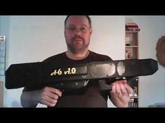 Paper Airplane Machine Gun via @harveybeardman