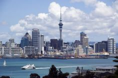 Auckland, New Zealand - Bing Images