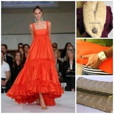 How to Sew a Red Carpet Dress - We've sought out our more glitzy projects to share with you for some inspiration.