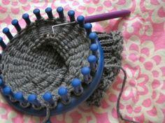 Circular Knitting Loom
