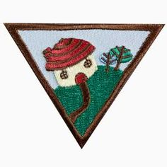 BROWNIE HOUSEHOLD ELF BADGE. It's great to have a clean home, and even better if it's a clean, green home! In this badge, pick up some new household habits to help your family save energy, save water, and save the planet.