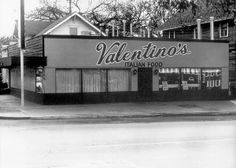Original Valentinos, North 35th and Holdrege, Lincoln, Nebraska, now with many locations for Pizza, Pasta & Spirazzi Breadtwists, and some locations offer a large buffet.