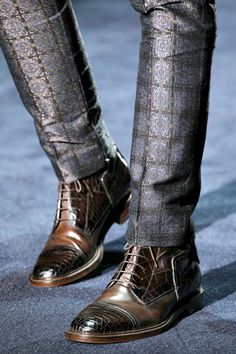Gucci Fall Menswear