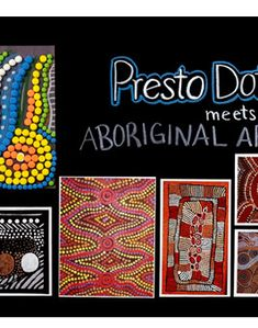 Aboriginal Art Lesson - Multicultural