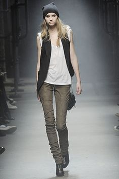 Alexander Wang AW 2008, I'm still in love.