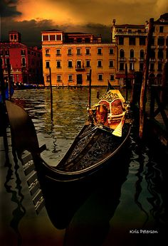 Taken from my friend39s restaurant on the Grand Canal Venice Italy