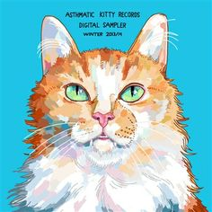 Asthmatic Kitty Records: Asthmatic Kitty Digital Sampler, Winter 2014