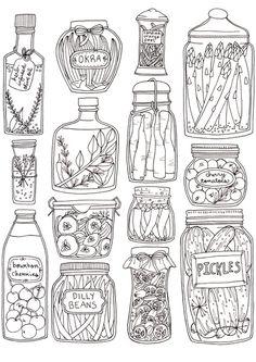Pickles Print Art Print