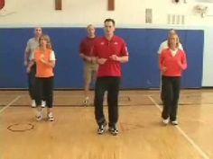 Brain gym warm up on Youtube. brain based cross over I start my class with this everyday. It has made a huge difference.
