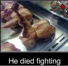 Ninja Rosted Chicken