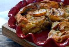 Crazy Crust Apple Pie #vintagerecipe #pieday