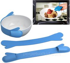 cool fingers microwave grip