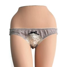 Paloma Papillon Knickers by Honey Cooler Handmade    handmade lingerie ...
