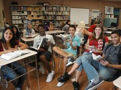 Combining Reading and Language arts in middle-high school.
