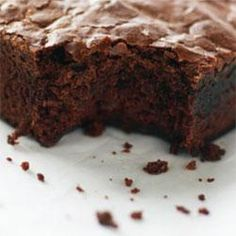 Melt In Your Mouth Brownies Allrecipes.com