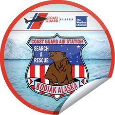 Coast Guard Alaska TV on The Weather Channel