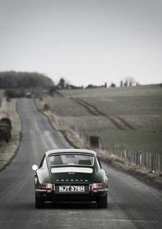 Porsche & Road