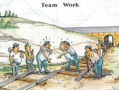Funny Stuff and Teamwork Humor - Magazine cover
