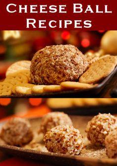 20 Cheese balls recipes