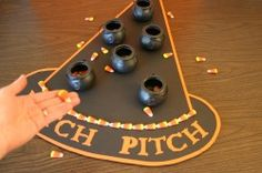 Witch Pitch..super cute Halloween game!